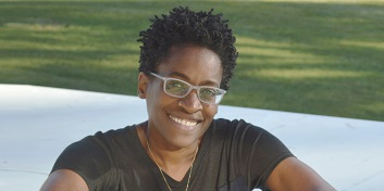 Author Lunch with Jacqueline Woodson